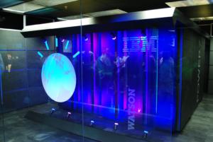 intelligence artificielle Watson