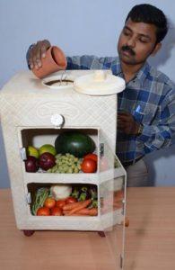 Mitticool, refrgérateur low tech, jugaad